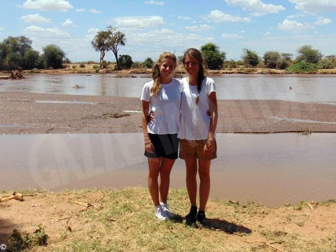 Giulia ed Eugenia, le sorelle montatesi affascinate dall'Africa 1