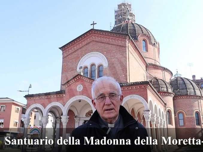 I riti della Settimana santa trasmessi in streaming dal santuario della Moretta e la Messa di Pasqua anche su Telecupole
