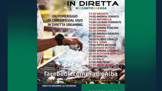 """Radio Alba Social Festival: """"Che cosa di buono ha portato nella tua vita questo bruttissimo periodo?"""""""