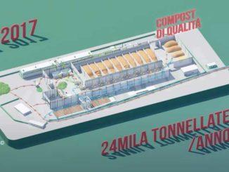 L'impianto di compostaggio di San Damiano apre per una visita virtuale