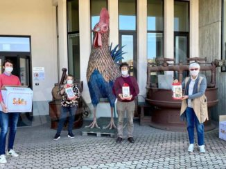 Sebaste dona 600 uova al consorzio socioassinteziale albese