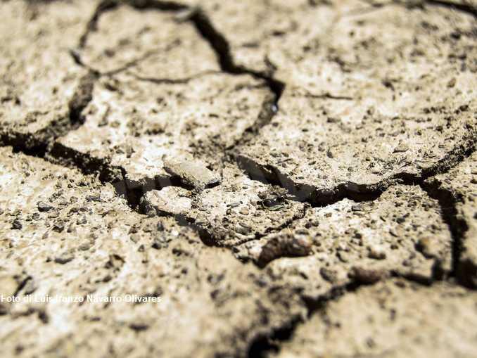 terra arida siccità
