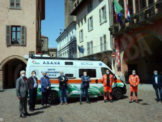 Un'unità mobile permetterà di effettuare tamponi itineranti sul territorio