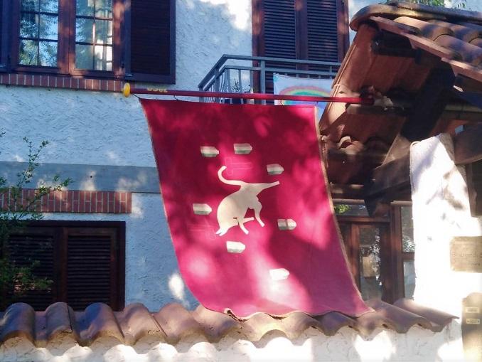 Bra – bandiera granata su ogni balcone per il ricordo del grande Torino