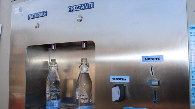 Alba: riapertura delle casette dell'acqua