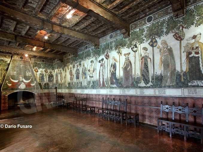 Da venerdì 22 riaprono alle visite i castelli di Manta e Masino, beni protetti dal Fondo ambiente italiano
