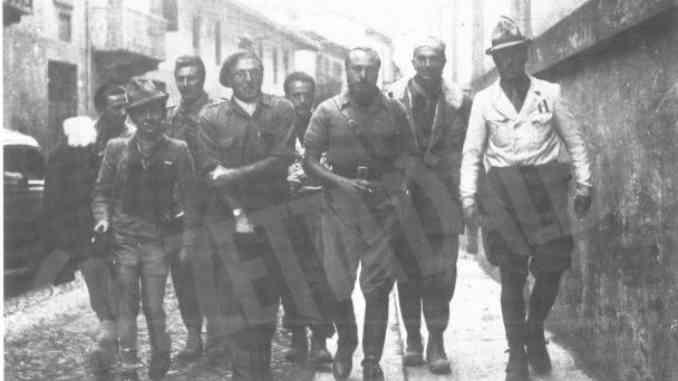 Gimmi Curreno, il partigiano di Mauri messo al muro all'età di 16 anni