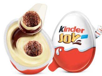 Meno plastica negli imballaggi Ferrero: un nuovo cucchiaio per Kinder Joy