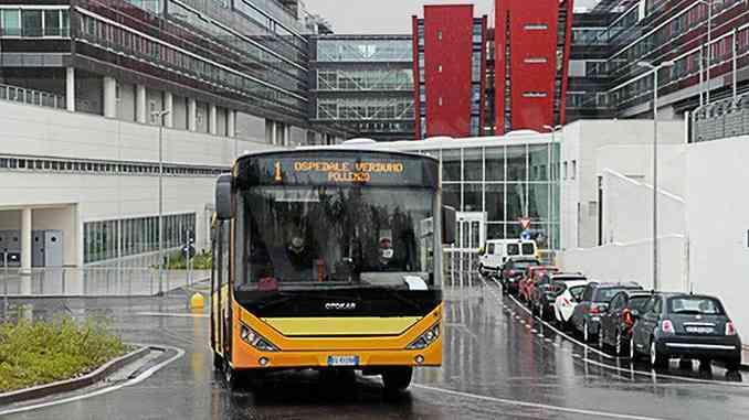 Attivo il bus per raggiungere il nuovo ospedale a Verduno