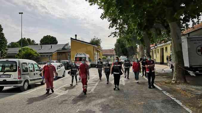Un esercito di volontari al servizio della città
