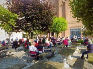 La Chiesa braidese ritorna a celebrare