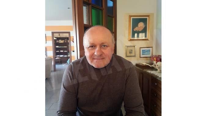 ll sindaco di Cossano Belbo Mauro Noè è andato in pensione