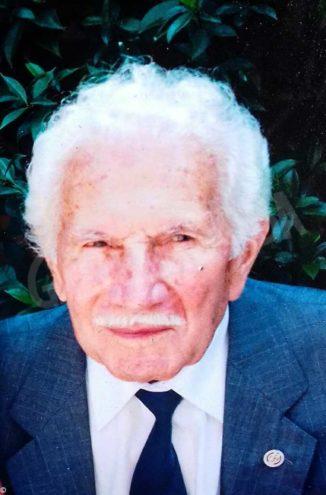102 anni per Renato Quaglia, maresciallo dei carabinieri che vive a Garessio 1