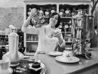 Campagna, sushi e territorio e futuro dell'enogastronomia: ecco la ricetta di Silvia Facello