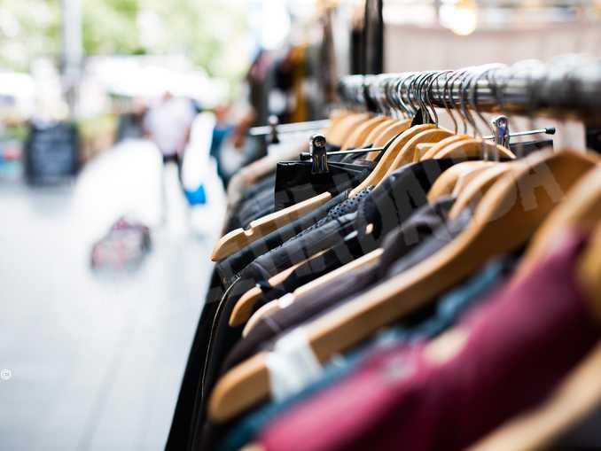 abbigliamento negozio