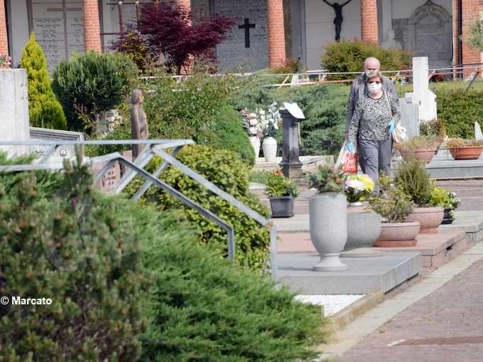 I tre cimiteri cittadini riaprono alle visite martedì 5 maggio 3