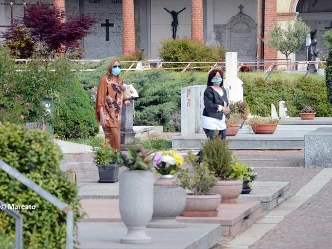 I tre cimiteri cittadini riaprono alle visite martedì 5 maggio 4