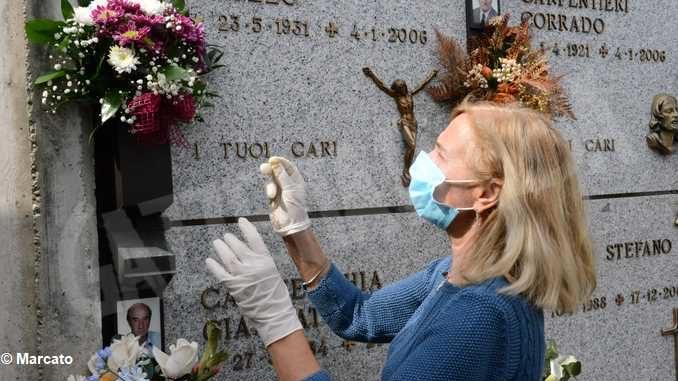 I tre cimiteri cittadini riaprono alle visite martedì 5 maggio 5
