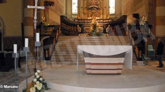 Indicazioni per le celebrazioni a partire dal 18 maggio nella diocesi di Alba 1