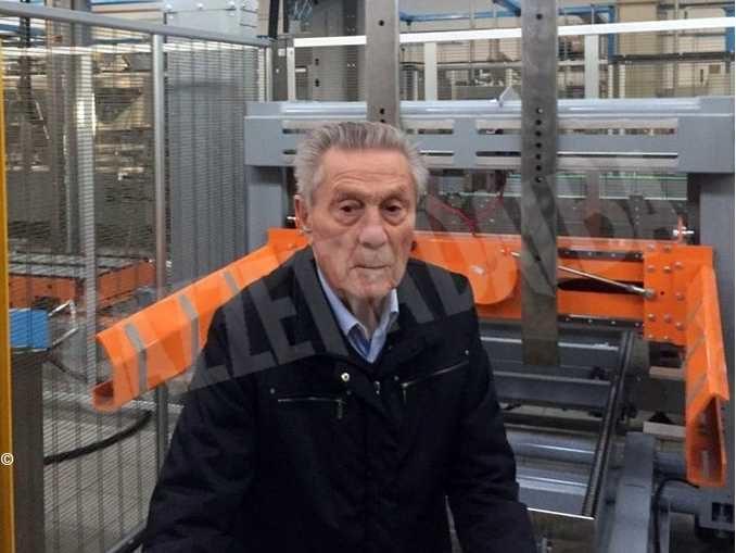 È morto Aldo Santero, 90 anni, uno dei fratelli che hanno fatto grande l'omonimo marchio vinicolo
