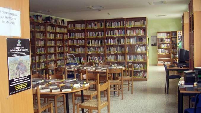 A Ceresole domenica 24 riapre la biblioteca 1