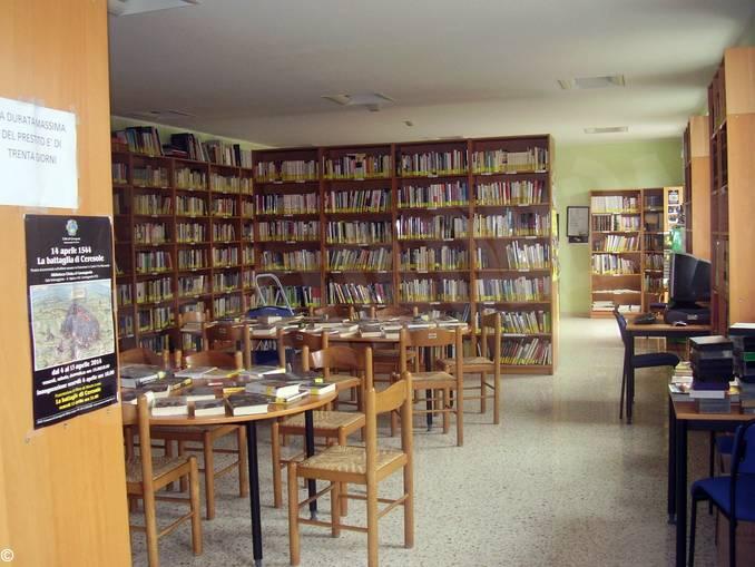 biblioteca CERESOLE 1