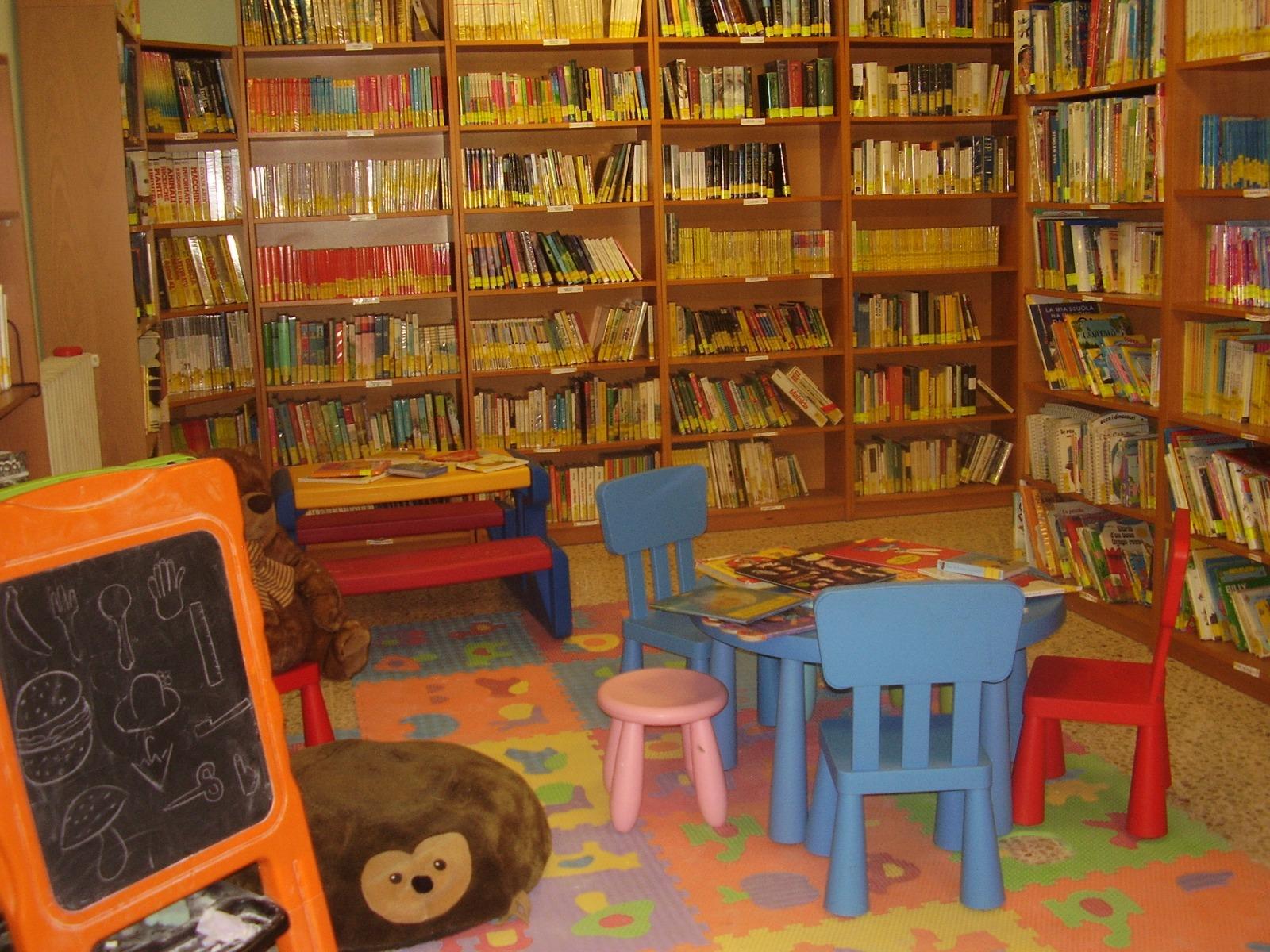 biblioteca ceresole
