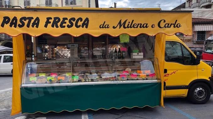 Castagnito da venerdì 29 sperimenta il mercato in piazza