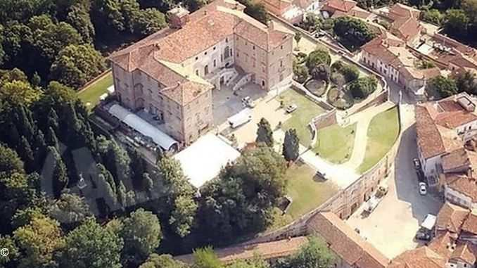 Il Castello reale di Govone riapre ai visitatori da venerdì 22 maggio