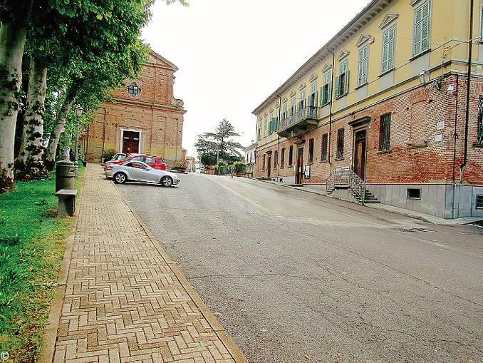 ceresole piazza municipio
