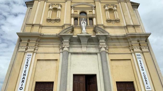 Santo Stefano: la parrocchiale compie cento anni, ma la festa per ora è rimandata
