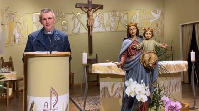 Buon debutto del Rosario dei Salesiani e dell'Unita' Pastorale 50 su You Tube