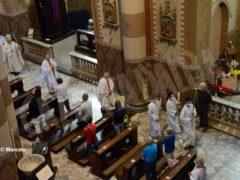La ripresa delle celebrazioni. La prima messa domenicale in duomo 2