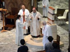 La ripresa delle celebrazioni. La prima messa domenicale in duomo 4