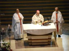 La ripresa delle celebrazioni. La prima messa domenicale in duomo 7