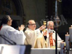 La ripresa delle celebrazioni. La prima messa domenicale in duomo 10