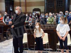La ripresa delle celebrazioni. La prima messa domenicale in duomo 15