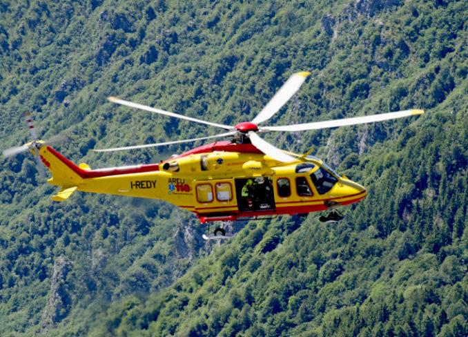 Escursionista precipitato nel Vallone Rio Molinaccio: recuperato e ospedalizzato grazie all'intervento del Soccorso Alpino