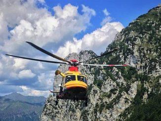 Ritrovamenti durante il recupero di uno sci-alpinista caduto al Colle della Ramiere