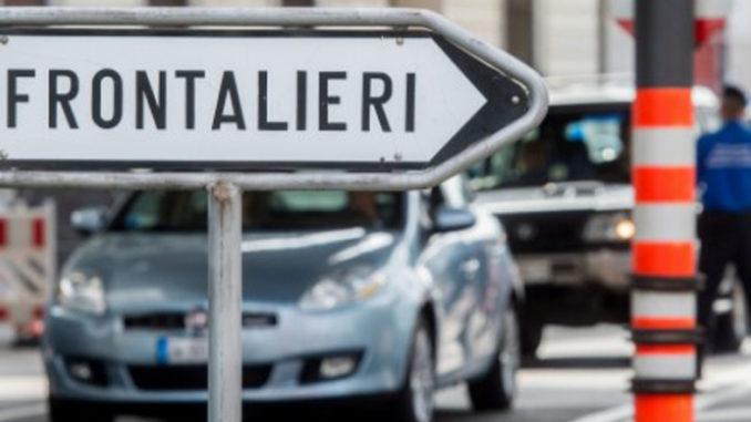 "Frontalieri esclusi dal decreto ""rilancio"""