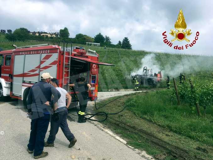 incendio trattore enologica1