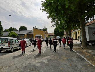 Bra: consegnate le prime 6.000mascherine della Regione Piemonte