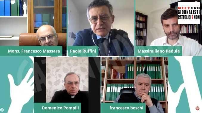 Meeting dei giornalisti cattolici, dibattito vivo tra Chiesa, società ed economia 2