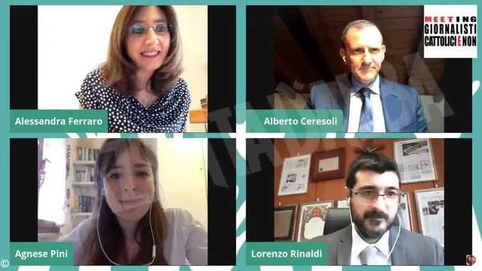 Meeting dei giornalisti cattolici, dibattito vivo tra Chiesa, società ed economia 5