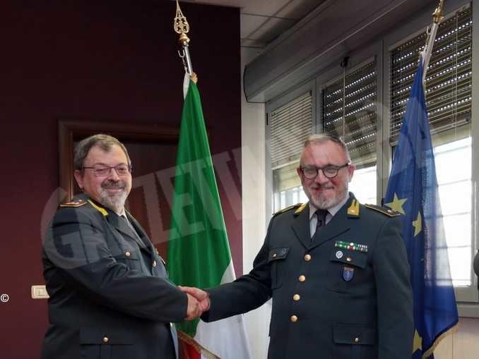 Guardia di finanza: il luogotenente Roberto Mocco è il nuovo comandante della Tenenza di Nizza Monferrato