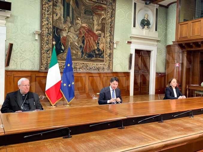 Accordo Cei-Governo: dal 18 maggio si possono riprendere le Messe
