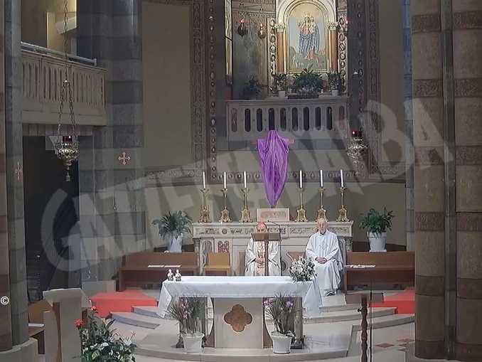 rito giovedi santo moretta