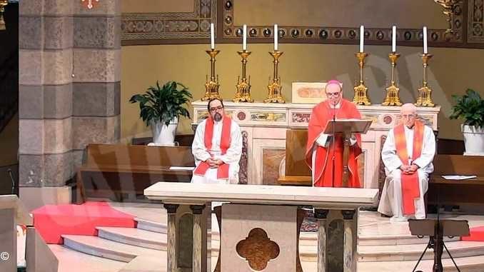 La lunga Quaresima vissuta nelle parrocchie dovrebbe insegnarci a guardare all'essenziale 1