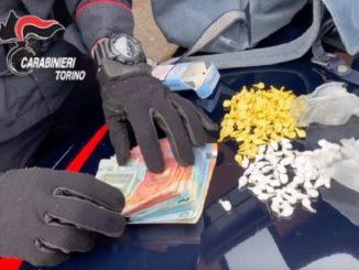 Delivery della droga, arrestato spacciatore