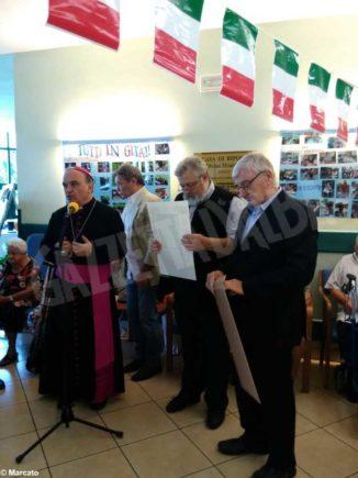 Monsignor Brunetti scrive agli anziani:«Per noi non siete un peso ma un dono» 1